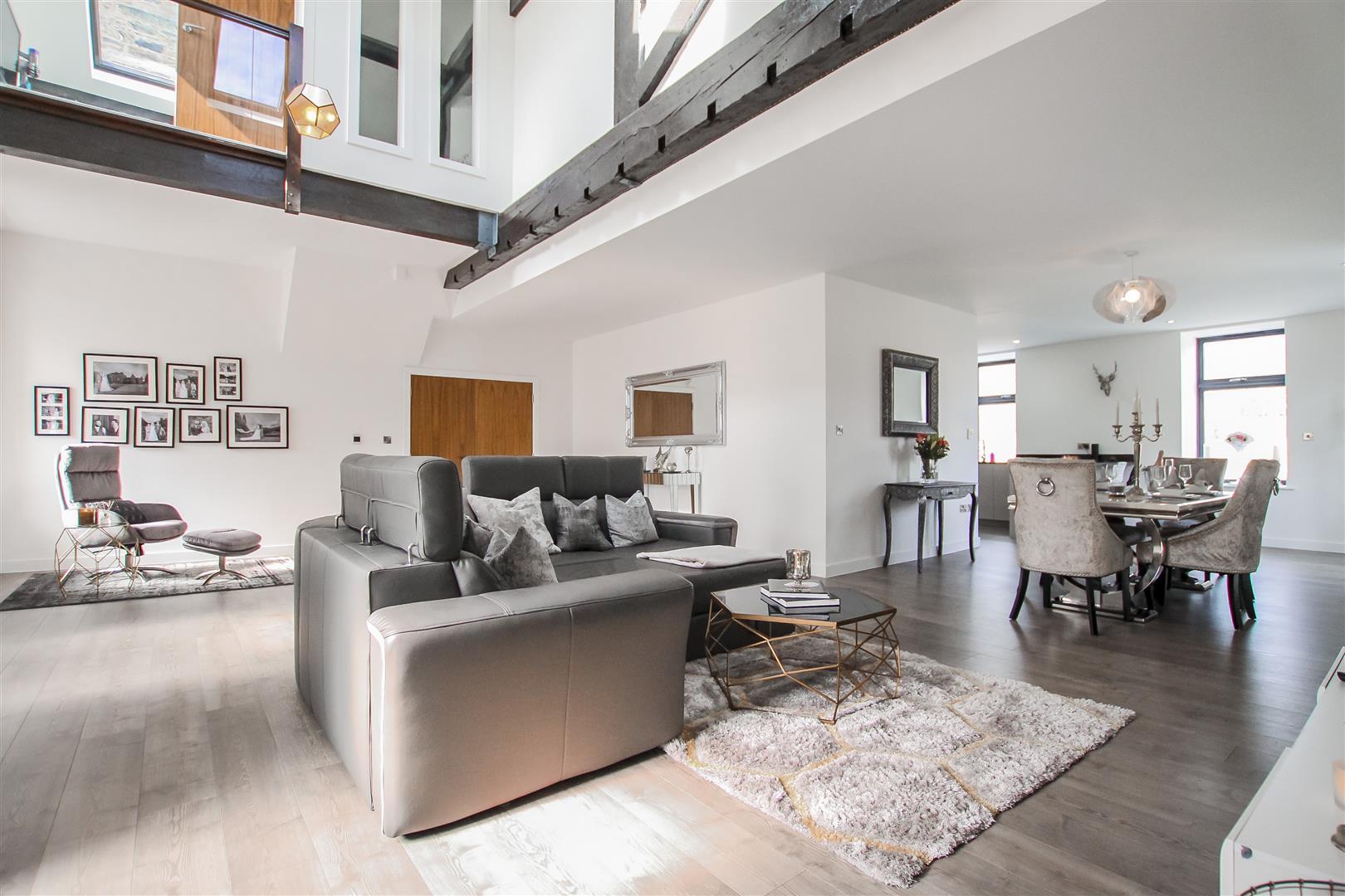 3 Bedroom Duplex Apartment For Sale - Main Image